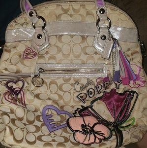 Coach Poppy Crossbody Handbag